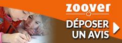 Déposer un avis sur Zoover