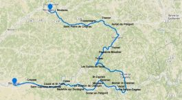 Ne manquez pas le 11 juillet 2017 l'étape du tour de France qui passera à 10 minutes du camping 3 étoiles Le Douzou en Dordogne Périgord Noir