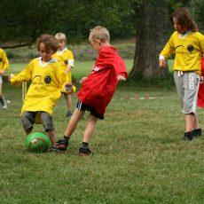 Des tournois de football, basketball, volleyball, pétanque sont organisés par notre animateur tout l'été