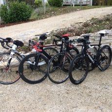 Le camping le Douzou en Dordogne Périgord Noir est le départ de nombreuses randonnées en vélo pour les cyclistes