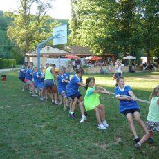 Participez à des jeux pour tous les âges avec toujours une récompense pour les vainqueurs au camping en Dordogne Périgord Noir