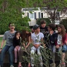 Tous est fait au camping en Dordogne Périgord Noir pour l'amusement des enfants