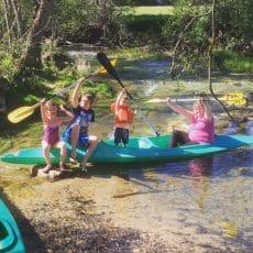 Tous les services comme le prêt de canoë sont gratuits au camping en Dordogne Périgord Noir près de Sarlat