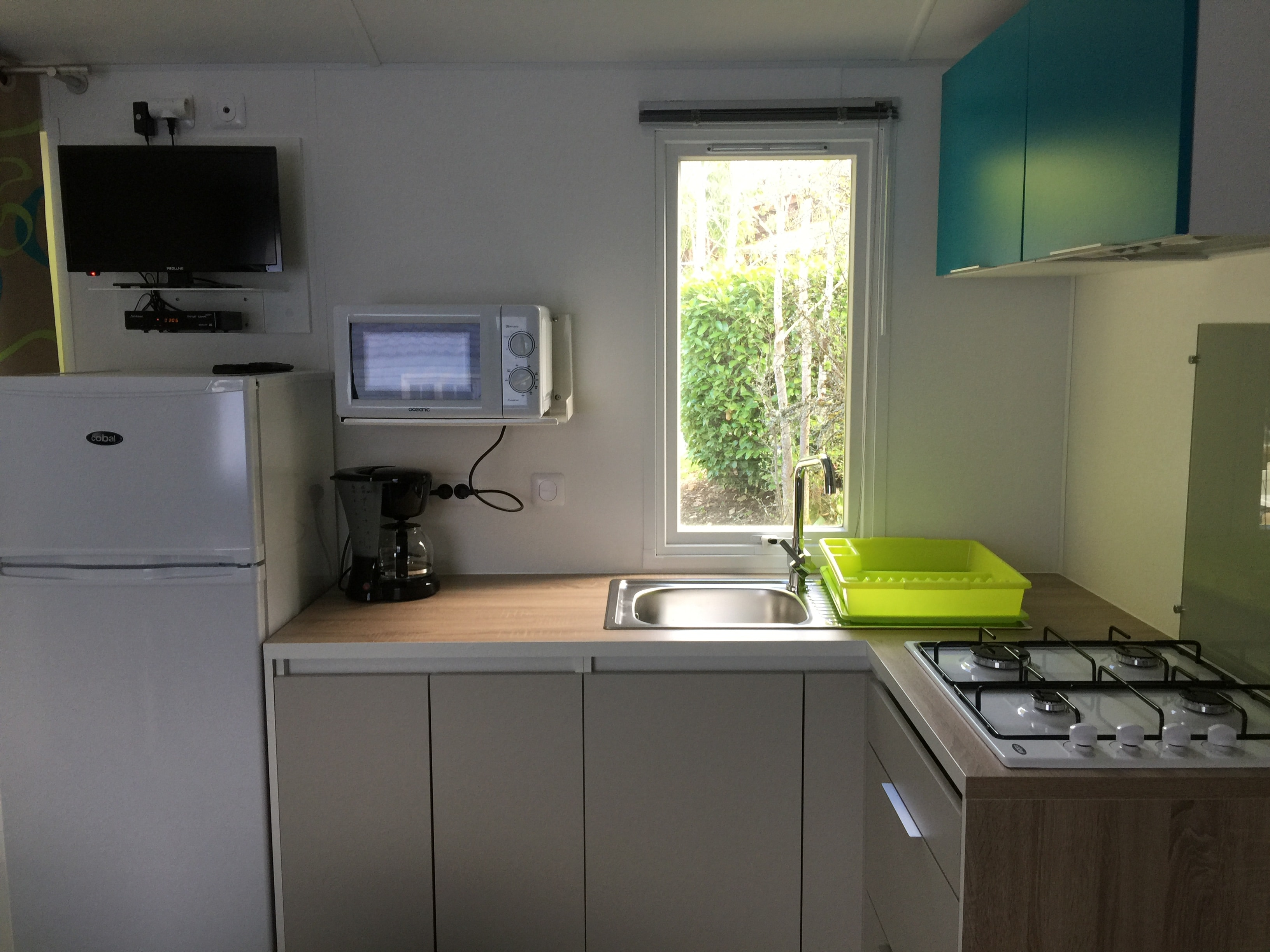 Television Salle De Bain ~ welcome in dordogne black p rigord 3 stars campsite without a car