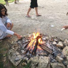 Les chamallows sont disponibles au snack pour le feu de camp au camping 3 étoiles le Douzou en Dordogne Périgord Noir près de Sarlat et de Domme