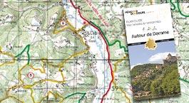 Zwarte Périgord biedt vele wandelpaden. Camping is het uitgangspunt voor wat wandelen. We vertrekken beschikbaar voor huurders kaarten met vermelding van de routes geschillen.