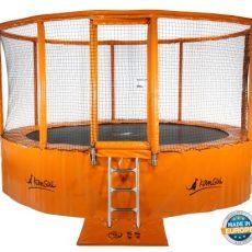 le camping 3 étoiles en Dordogne Périgord Noir est équipé d'un trampoline gratuit sans supplément