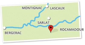 Le camping 3 étoiles le Douzou est situé en Dordogne à proximité de Sarlat dans le magnifique Périgord Noir.
