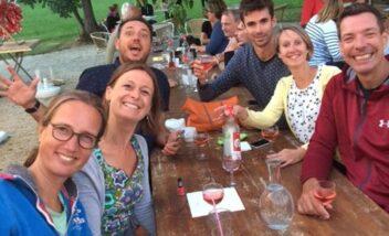 L'esprit camping et la convivialité règnent au camping en Dordogne Périgord NOir