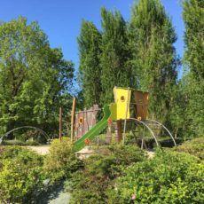 aire de jeux enfants, camping dordogne