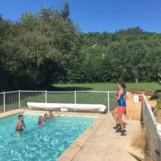 animation aquagym camping périgord