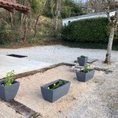 nature jardin camping périgord
