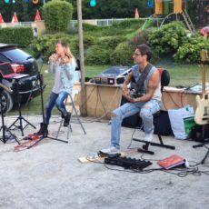 soirée concert camping perigord