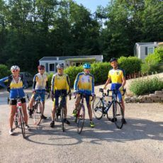 groupes sportifs camping perigord