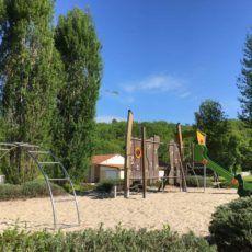 jeux enfants, camping périgord 3 étoiles