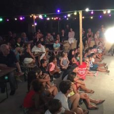 soirée spectacle magie enfants camping périgord