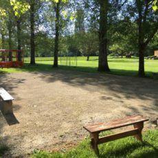 terrain pétanque, camping dordogne