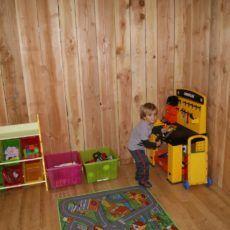 jouets salle d'activités camping Dordogne Périgord Noir