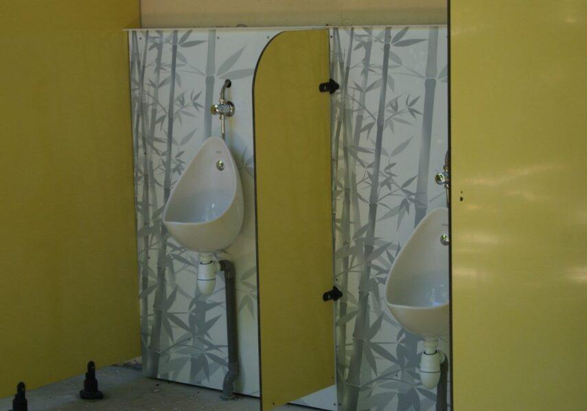 urinoires blocs sanitaires camping dordogne périgord noir 3 étoiles le Douzou