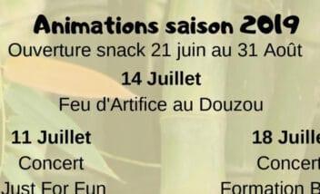 Notre camping en Dordogne riche en animations avec notamment des activités tournées vers la nature.