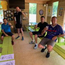 activité running course à pied camping dordogne