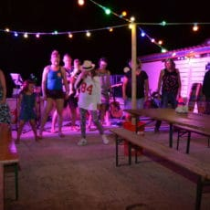 animation musique et danse camping dordogne 3 étoiles