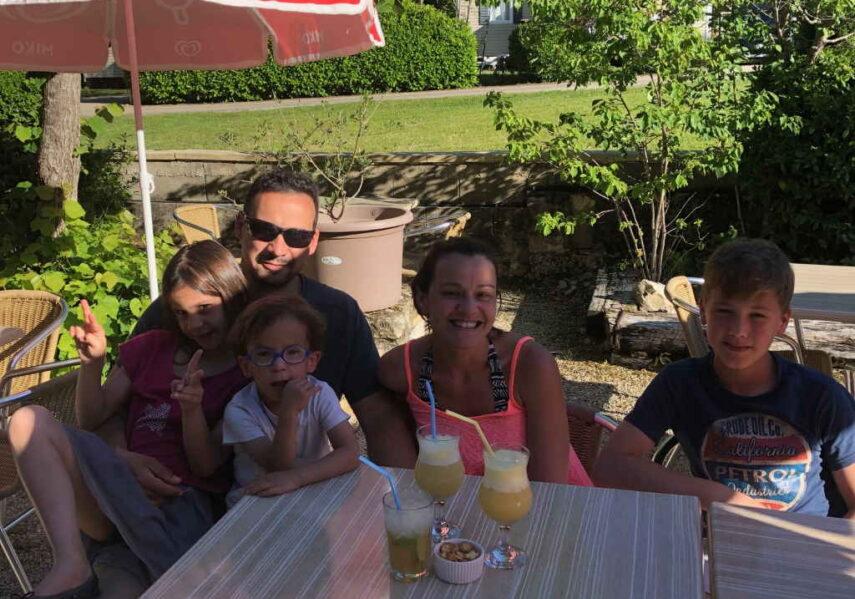 camping familial dordogne périgord