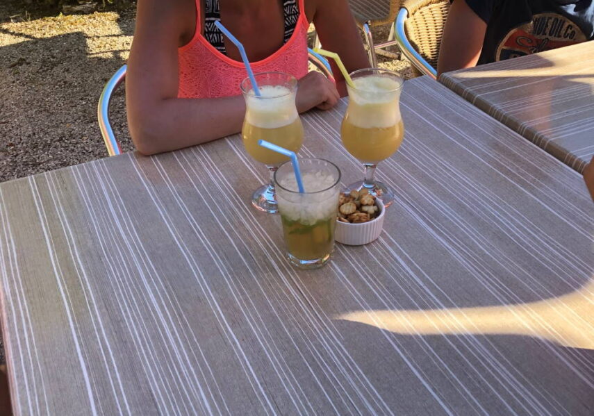 cocktail camping dordogne