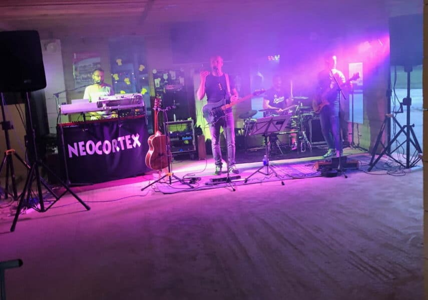 concert rock camping dordogne