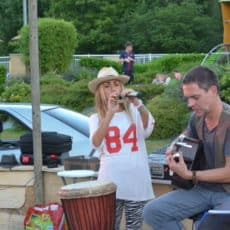 just for fun concert camping dordogne
