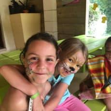 maquillage camping dordogne 3 étoiles