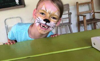 maquillage gratuit camping périgord