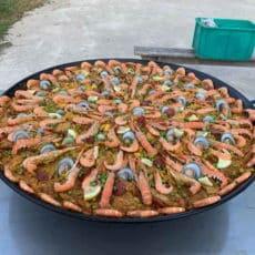 paella camping dordogne