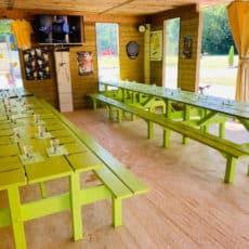 repas enfants jeudi camping périgorrd