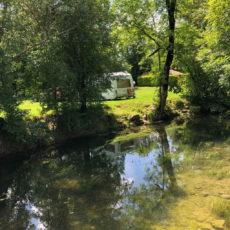 rivière le céou en Dordogne