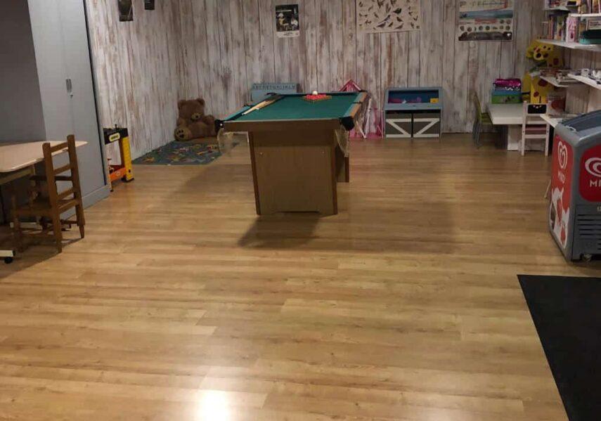 salle jeux camping dordogne 3 étoiles