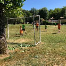 tournoi foot camping dordogne 3 étoiles