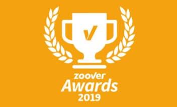 Le camping en dordogne le Douzou obtient en 2019 un zoover gold award