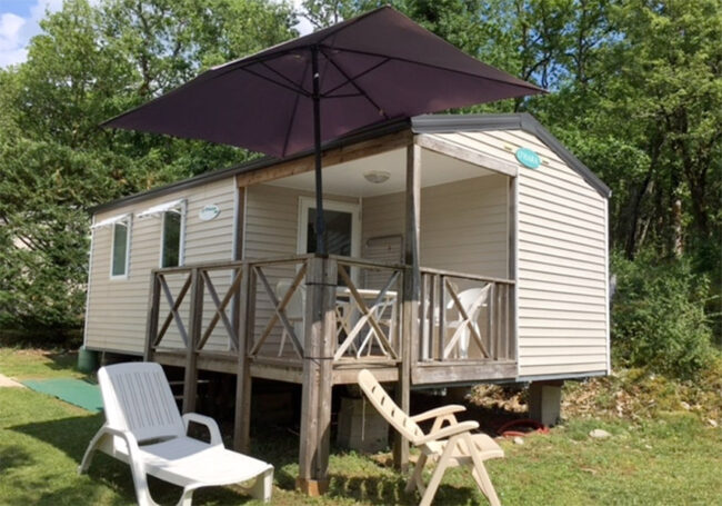 Location Mobilhome 734 t