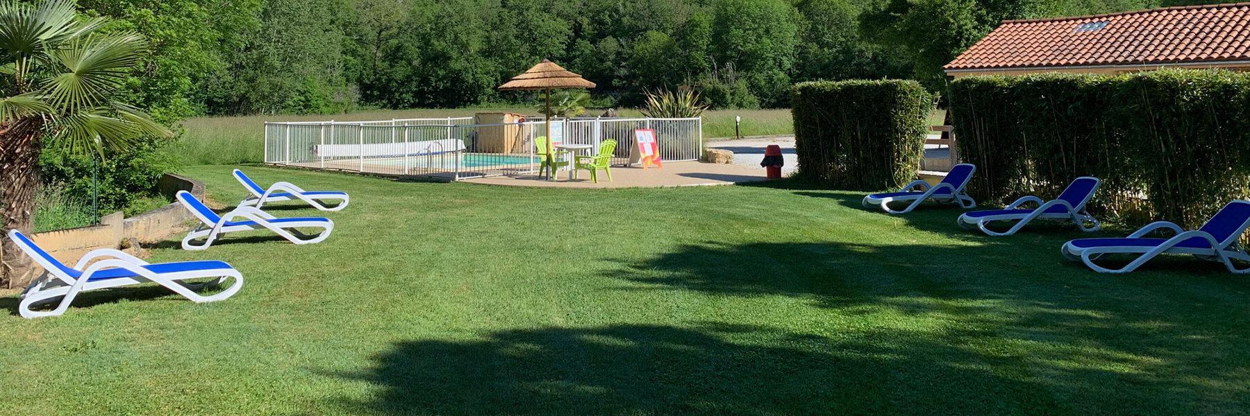 Camping en Périgord avec piscines chauffées