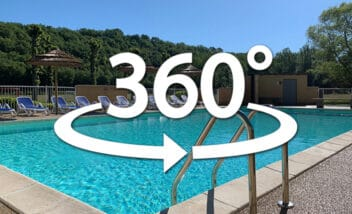 Visites virtuelles camping Dordogne