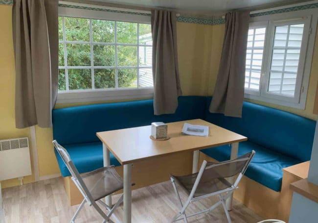 séjour mobile home antares camping périgord 3 étoiles