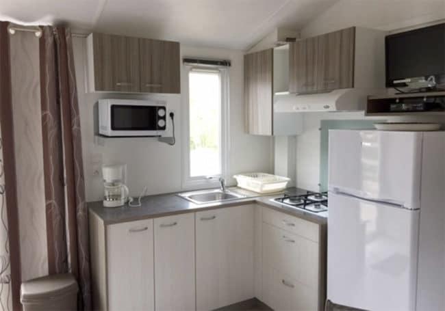 cuisine mobile home ibiza camping périgord 3 étoiles
