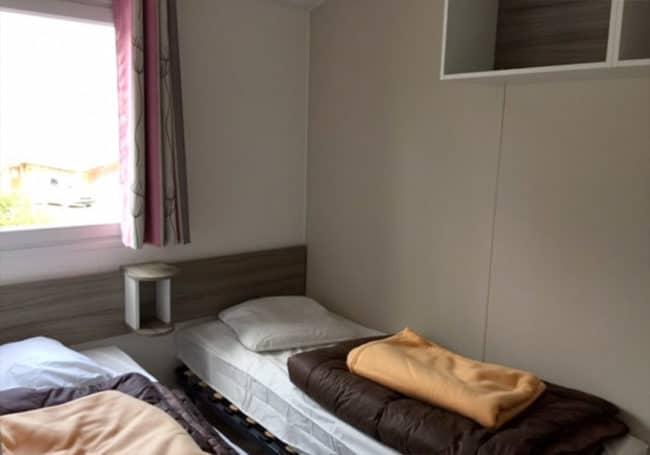 chambre enfants mobile home ibiza camping dordogne périgord noir